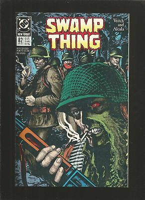 Swamp Thing Issue #82 (Jan 1989, DC Comics) VF/NM