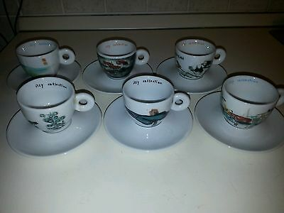 ILLY CAFFE COLLECTION AN DU MADE IN  ITALY IPA volo