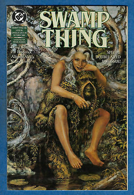SWAMP THING Special Double Sized Issue #100 ! (2nd Series) - DC 1990 VF/NM