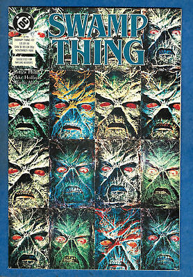 SWAMP THING Issue #101 (2nd Series) - DC Comics 1990 VF/NM