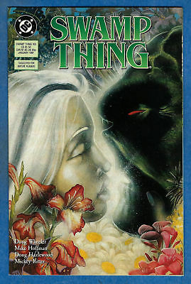 SWAMP THING Issue #103 (2nd Series) - DC Comics Jan 1991 VF/NM