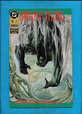 Swamp Thing Issue #65 DC Comics (October 1987) VF/NM