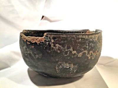PRE-HISTORIC Casa Grandes Plain Ware Pottery Bowl