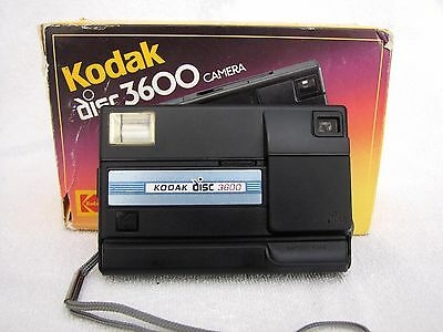 Kodak disc 3600 camera