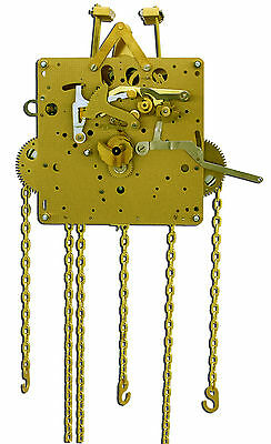 451-050 H 114 cm Hermle Clock Chime Movement