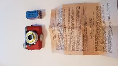 Disney Vintage Mickey Mouse Camera Made In Westwrn Germany Probably 1950 '60