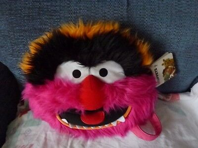 Animal from Muppet Show back pack  - BNWT