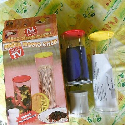 Missionary Auction New Boxed Pasta Magic Chef