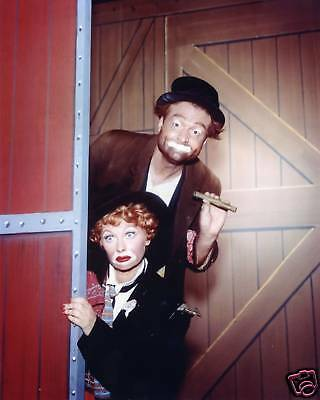 Lucille Ball / Red Skelton 8x10 Television Memorabilia FREE US SHIPPING