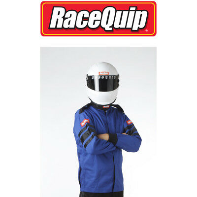 RaceQuip 111027 Single Layer Driving Jacket SFI 3.2A/1 Certified 2X-Large