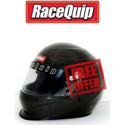 RaceQuip 273357 2X-Large Carbon Graphic SA2015 Full Face Racing Helmet Pro 15