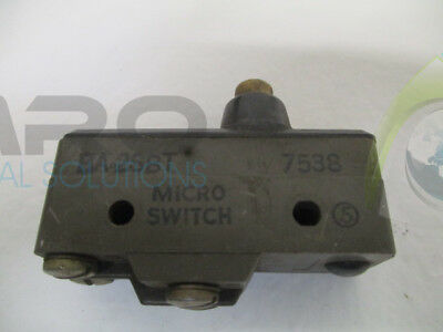 Microswitch Ba-2Sbt  Plunger Basic Switch *used*