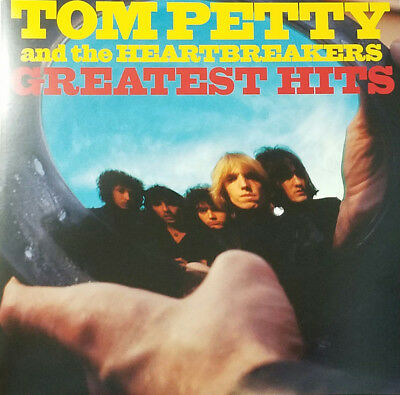 Tom Petty & Heartbreakers Greatest Hits 180gm vinyl 2 LP g/f NEW/SEALED