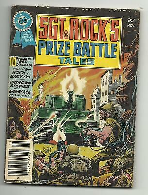DC Special Series #18 - Sgt. Rock's Prize Battle Tales - Enemy Ace - VG- 3.5