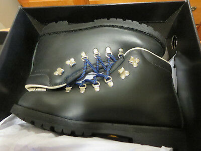 New Mens Merrell Wilderness USA Shoes Boot Size 9.5 Color Black