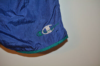 Champion Swim Trunks Vintage 90s 80s Small S Shorts