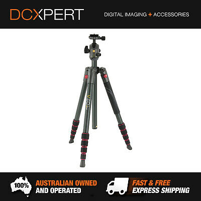 Vanguard VEO 2 235AB Aluminium Tripod with Ball Head (Red)