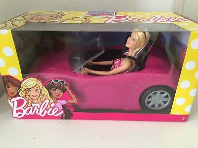 Barbie Pink Convertible Great Gift, This Christmas