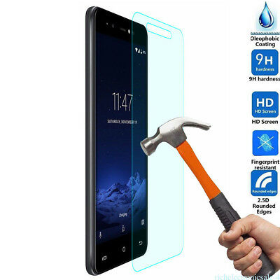 For Cubot R9/X9/Note S/Rainbow Tempered-Glass Film Screen Protector Cover Shield