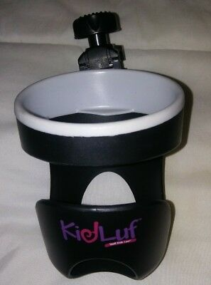 KidLuf Stroller cup holder for baby Strollers - High Quality Cup holder