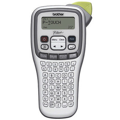 Brother P-Touch PT-H100 Label Maker Printer NEW!