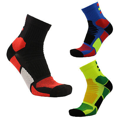 Men's Professional Breathable Thicken Towel Athletic Basketball Socks New CHIC