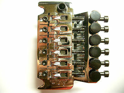 Schaller Lockmeister Tremolo Chrome