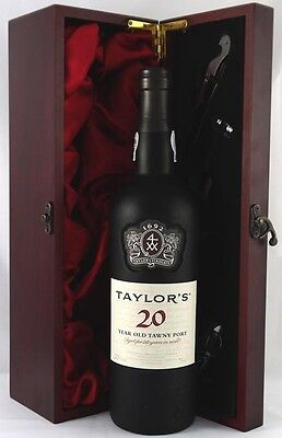 1997 Taylor Fladgate 20 year old Tawny Port (75cls)