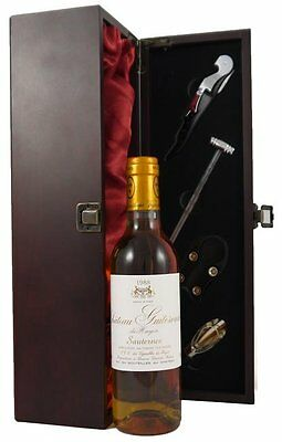 1988 Chateau Guiteronde Du Hayot 1988 Sauternes (1/2 bottle)