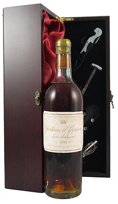 1956 Chateau D'Yquem 1956 Vintage sweet White Wine