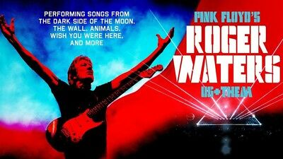 Biglietti Tickets Roger Waters Bologna Pit Area 21/04/18