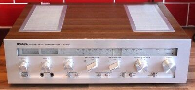 Yamaha CR-620 AM/FM Stereo Receiver