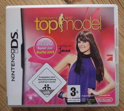 Germany's Next Topmodel 2009 (Nintendo DS, 2009)