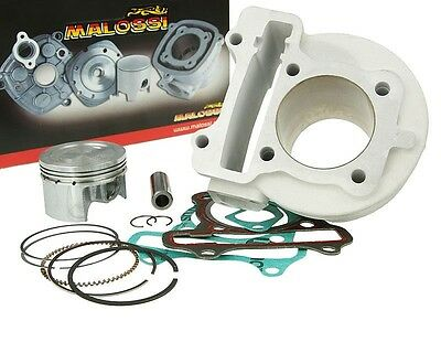 Zylinder Kit MALOSSI 2 1/16in for 139QMB/QMA , Kymco 4T » Huatian ht50qt-16