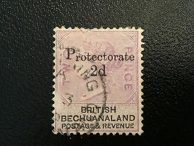 Bechuanaland Scott 61, SG 42 Used