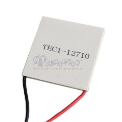 New 12V Heatsinks TEC1-12710 Thermoelectric Cooler Peltier By Pinkcoo