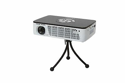 AAXA P300 Pico/Micro LED Projector with 60 Minute Battery Life WXGA 1280x800