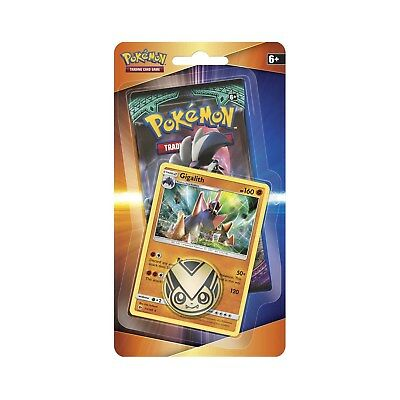 Pokemon Trading Cards Booster Pack - Gigalith