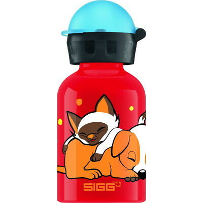 Sigg Trinkflasche Dogs Love Cats 0,3l