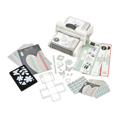 Sizzix Big Shot Plus Starter Kit Die Cutting machine BIGSHOT VERSIONE MISURA A4