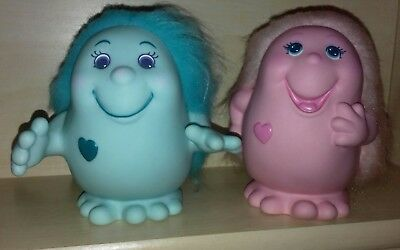 Snugglebumms Mama Brightly and Papa Gently vintage excellent condition
