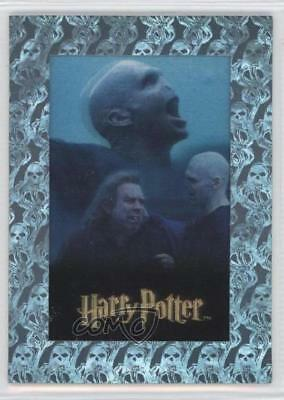 2007 Artbox The World of Harry Potter 3D Rare Chase Cards #R5 Lord Voldemort 2h0