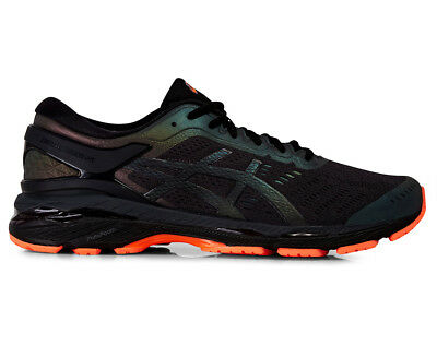 ASICS Men's GEL-Kayano 24 Lite-Show Shoe - Phantom Black/Reflective