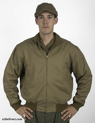 U.S. Reproduction, Fleece-Lined Tanker Jacket