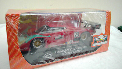 SLOT.IT 1/32 CA21c Lancia LC2 WSC Nurburgring 1989 GIACOMELLI / MONTI #29 SEALED