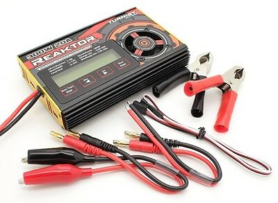 Turnigy Reaktor 300W 20A 6S Balance Charger now with NiZN and LiHV UK SELLER