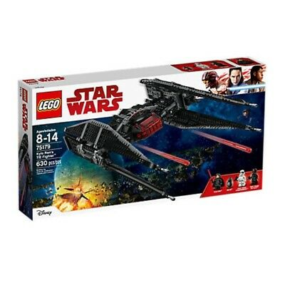 Lego Star Wars Kylo Ren´s Tie Fighter 75179 Neu