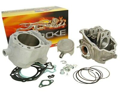 Zylinder Kit MALOSSI Complete 282ccm for Piaggio 300 ie 4T LC Engines