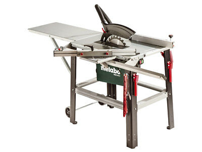 Metabo TKHS315C 230v Site Table Saw with Sliding Carriage