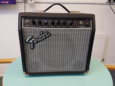 Fender Sidekick Reverb 15